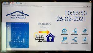 Screenshot Frank Höpcke Haus und Technik